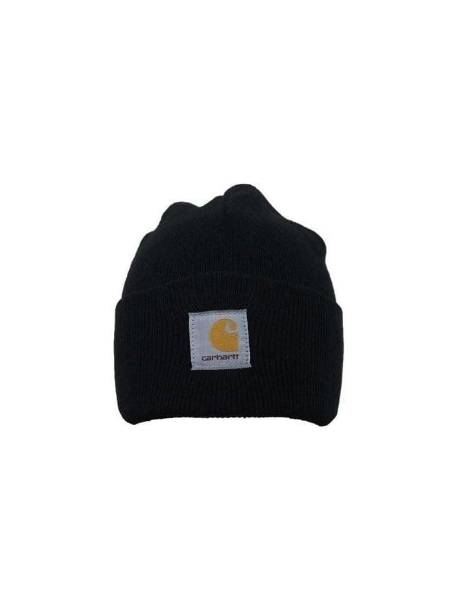 ac332499261a Carhartt Acrylic Watch Hat in Black - Northern Threads