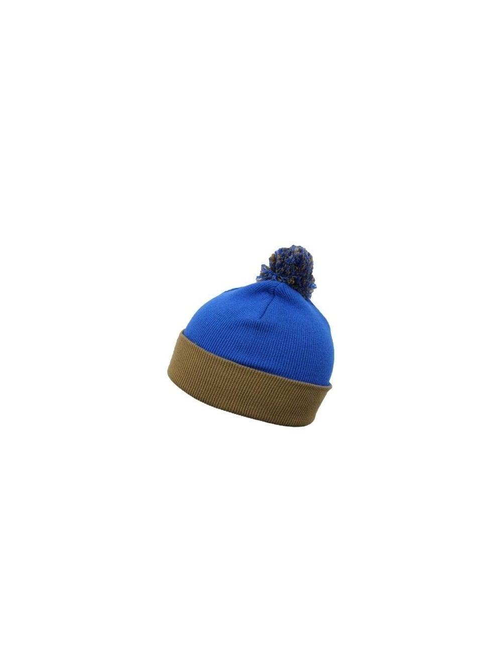 Carhartt Britt Beanie in Imperial Blue - Northern Threads b82433bf5d29
