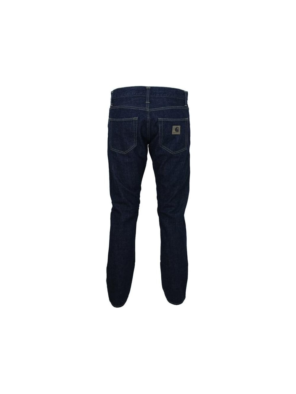 carhartt klondike pant ii in blue rinsed northern threads. Black Bedroom Furniture Sets. Home Design Ideas