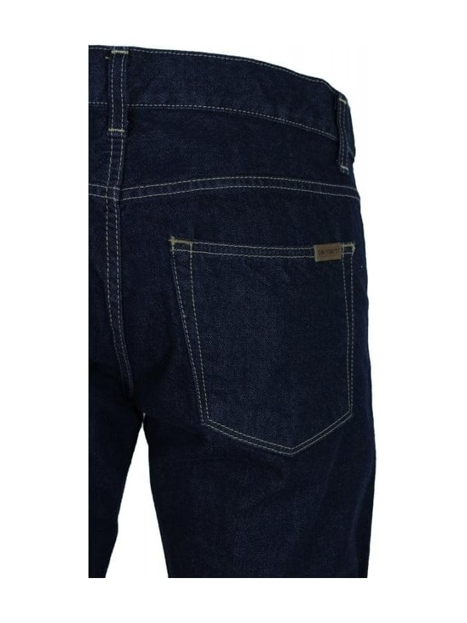 ab9427d5 Carhartt Vicious Pant in Blue Rinsed - Northern Threads