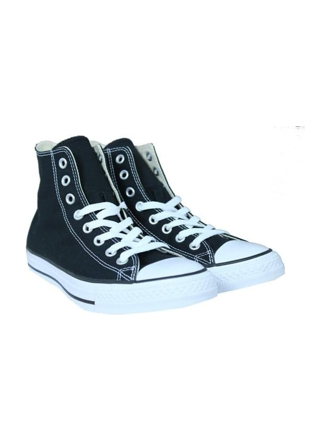 Converse All Star Hi - Black/White