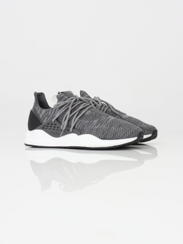 Intuous Knitted Trainer - Grey