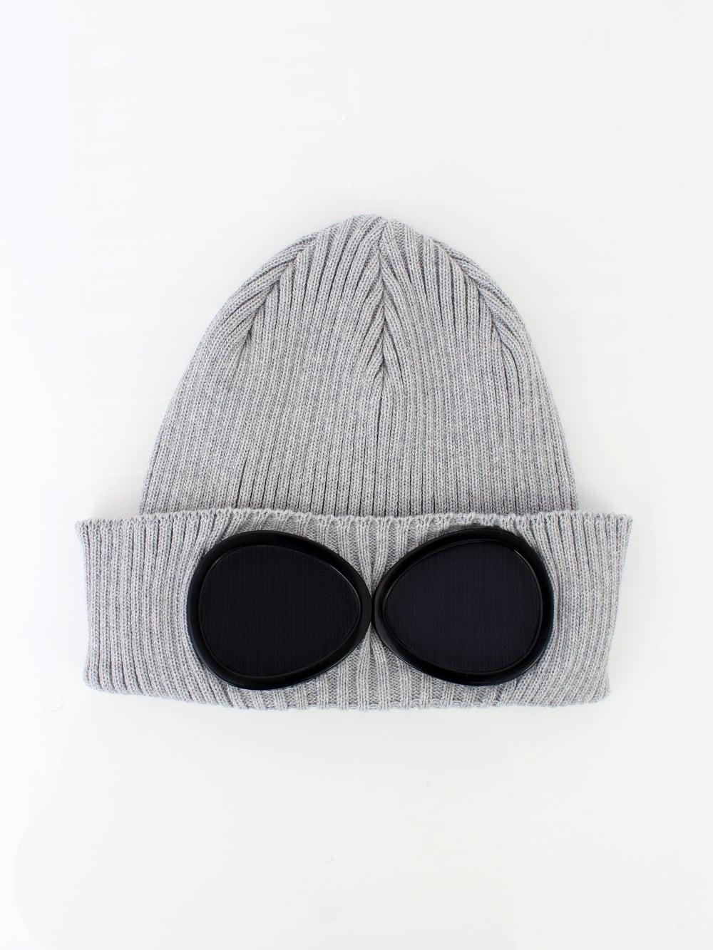a94011a14 Goggle Beanie - Grey Marle