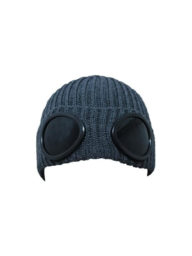 CP Company Goggle Hat - Grey Rock