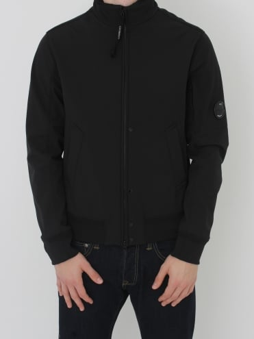 Softshell Arm Lens Jacket - Caviar