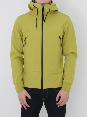Softshell Goggle Jacket - Citronelle