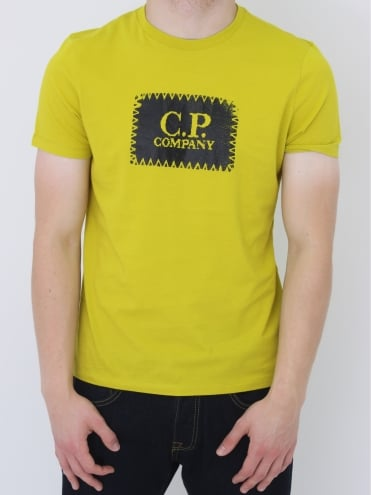 Stamp Logo T Shirt - Citronelle