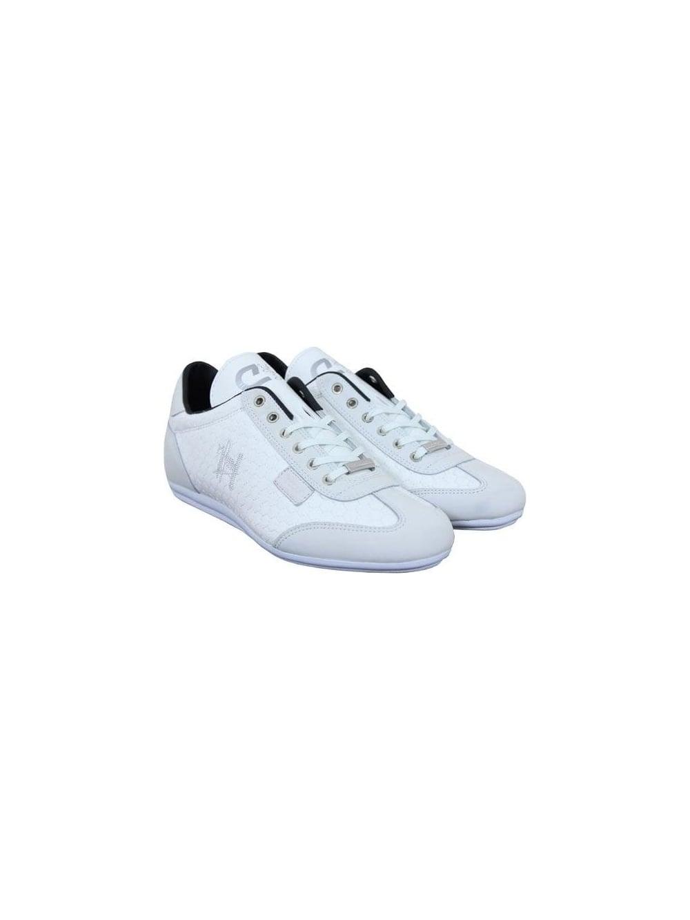 Cruyff Recopa Classic Trainers in White