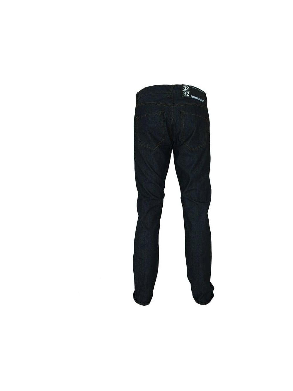 cd4047d2 Dr Denim Raymond Regular Straight Jeans in Black/Blue - Shop Dr ...