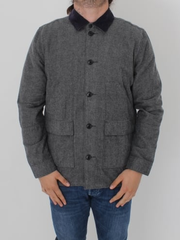Earmont Overshirt - Grey