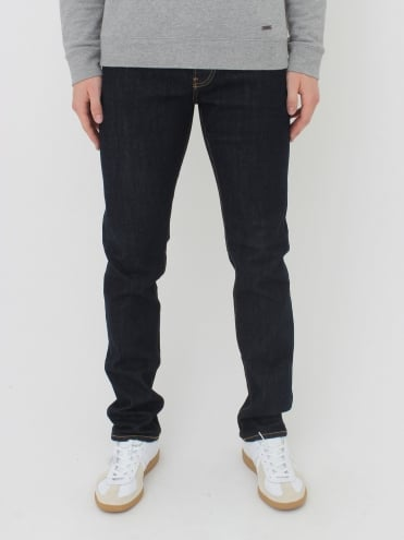 ED80 CS Red Listed Selvage - Rinsed