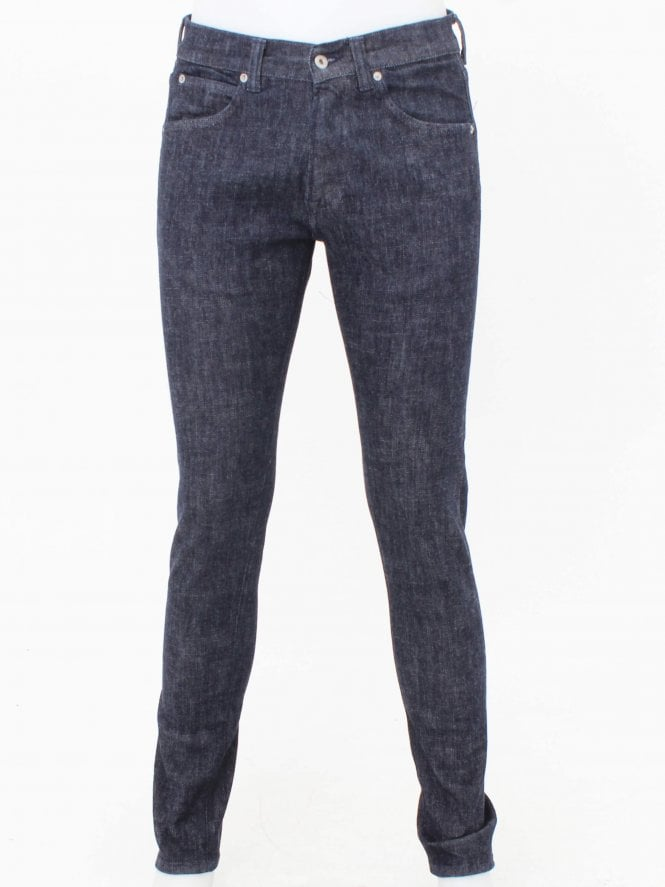 Edwin ED 85 Yukki Blue Slim Tapered - Blue Rinsed