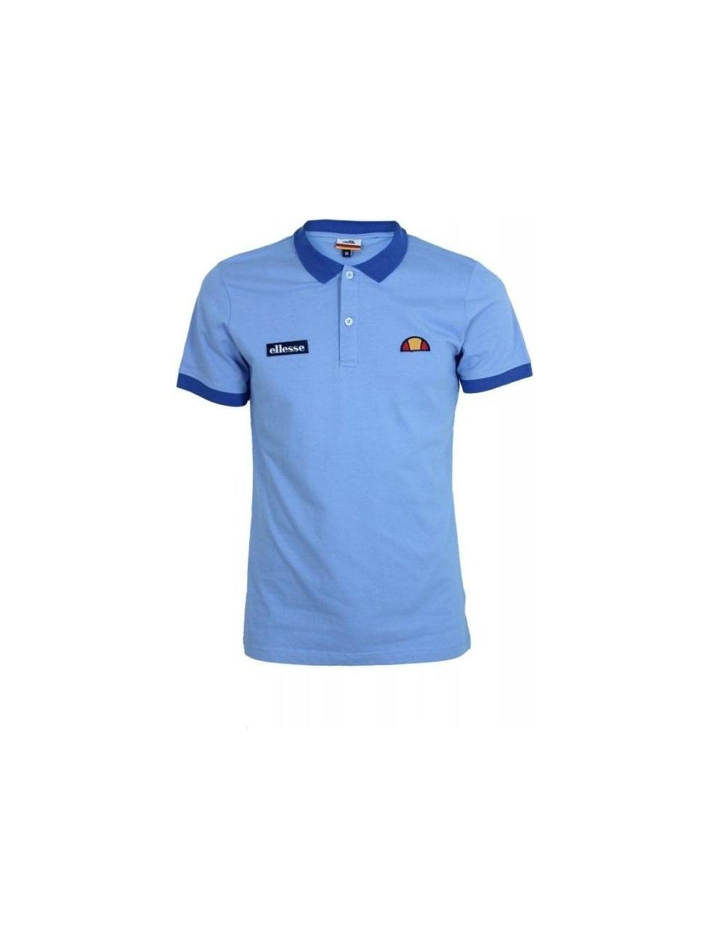 61ca8239fe Ellesse Lessepsia Polo - Placid Blue