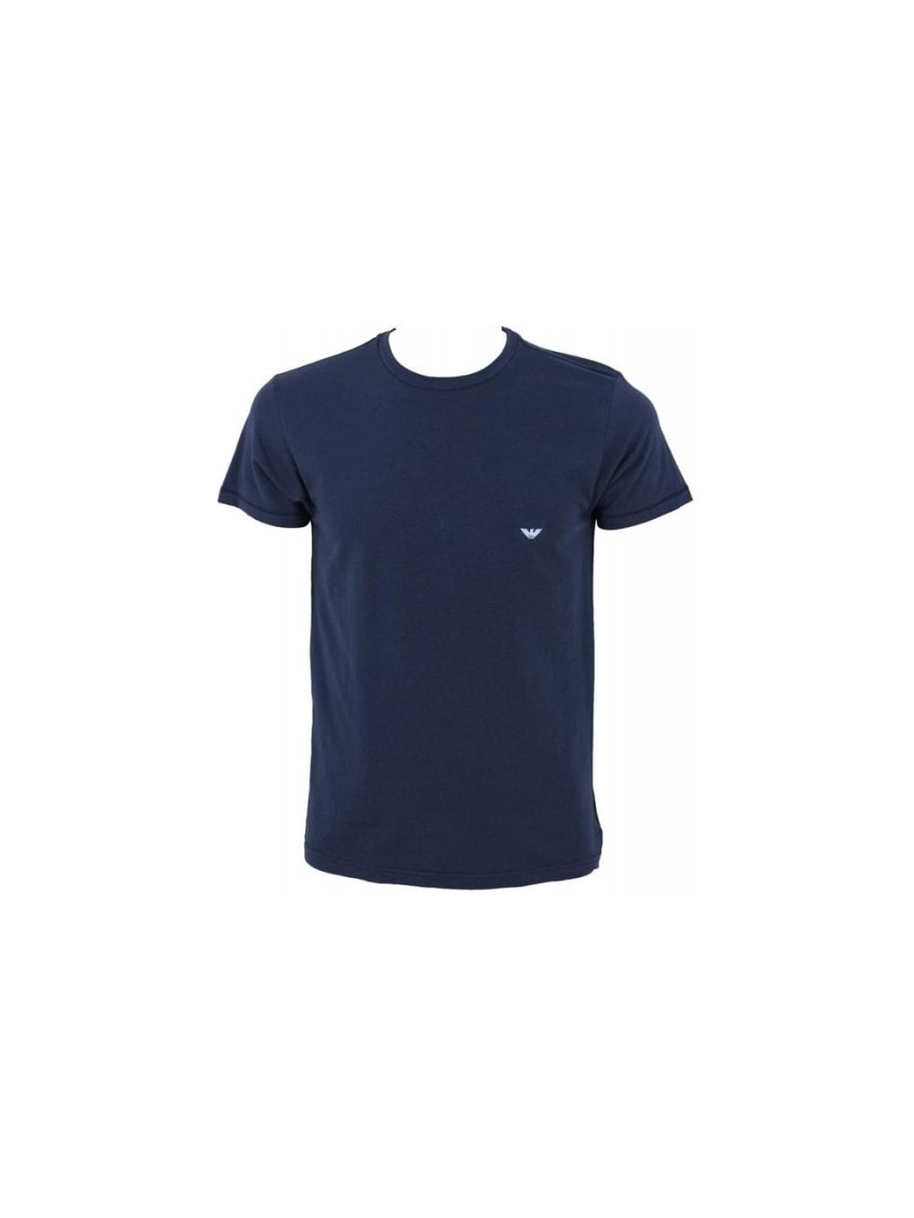 585bd256 Emporio Armani Eagle Logo T.Shirt in Navy - Northern Threads