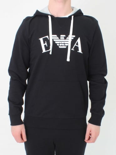 Loungewear Sweatshirt - Black