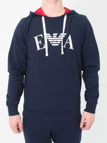 Loungewear Sweatshirt - Navy