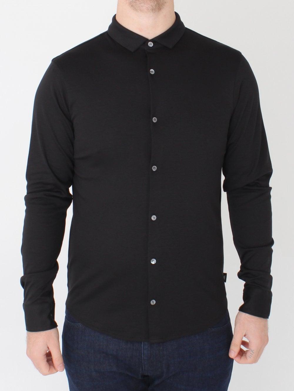 moderner Stil Preis vergleichen Premium-Auswahl Shirt - Black