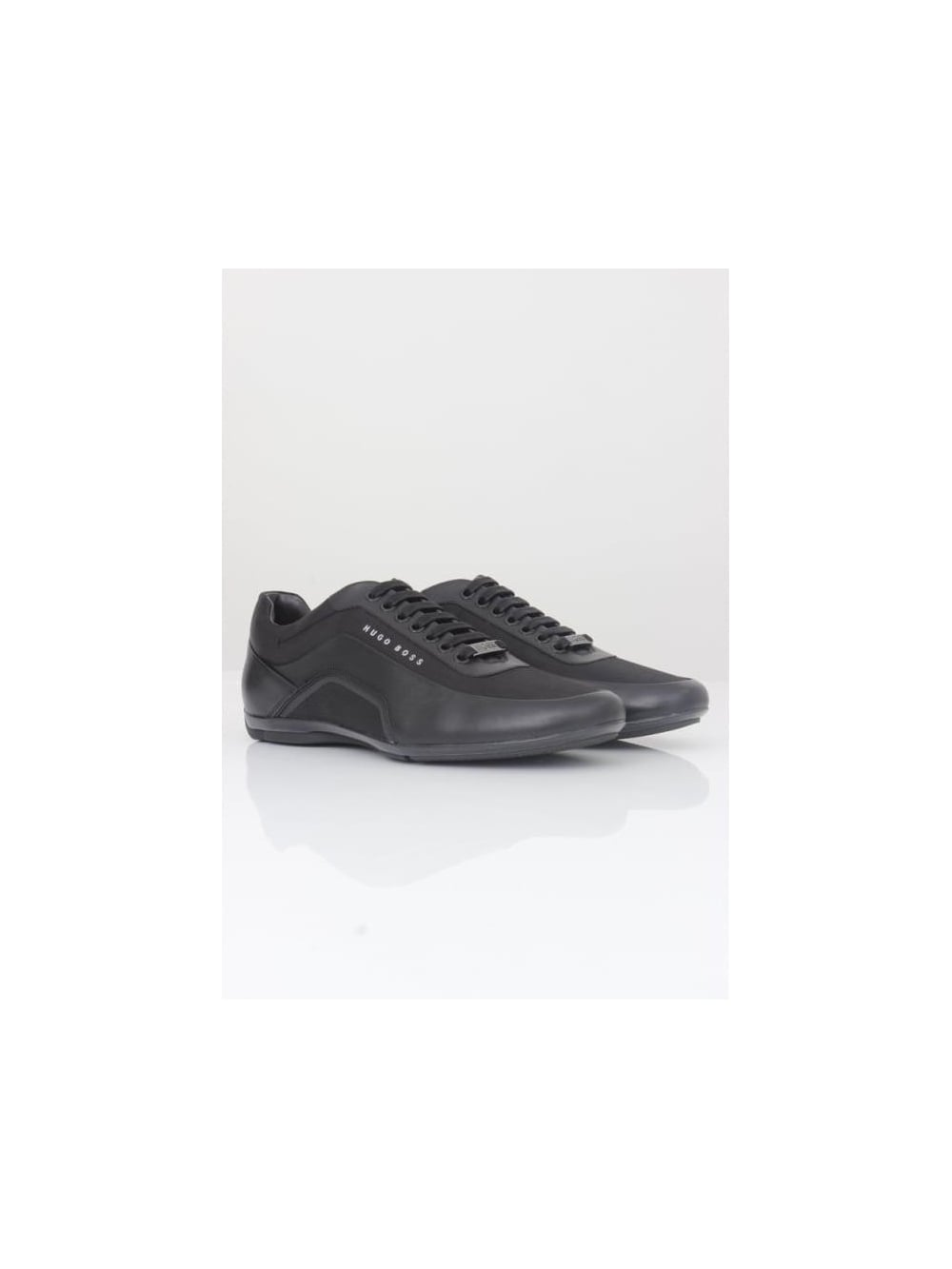 sophisticated technologies 2018 sneakers select for clearance - Hugo HBracing Lowp Trainer - Black