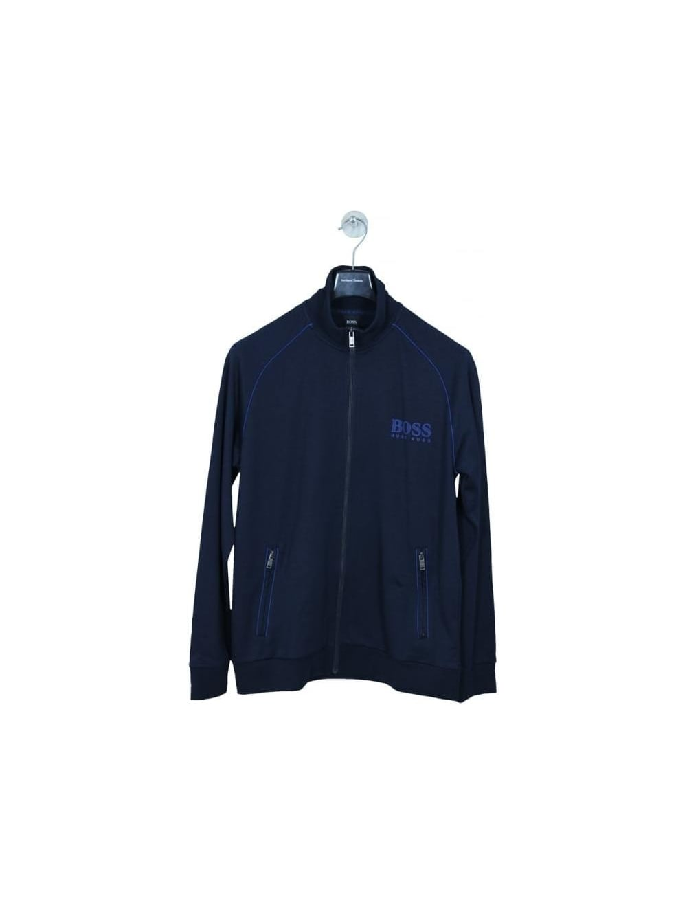 hugo boss zip through jacket