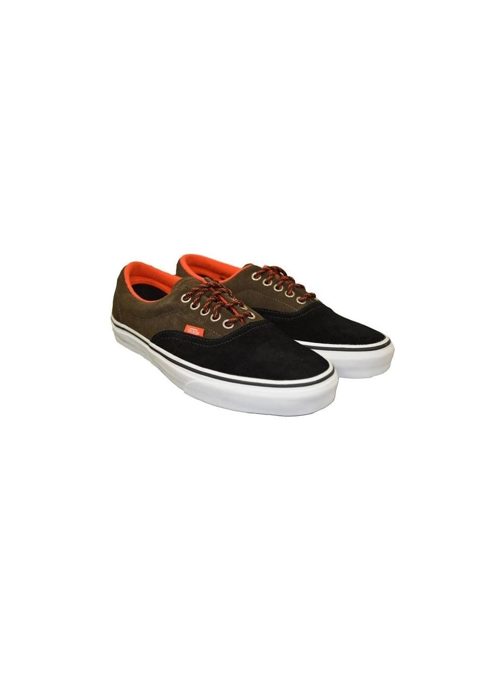 b481b7d04c4 Vans Era Suede in Black Brown - Northern Threads