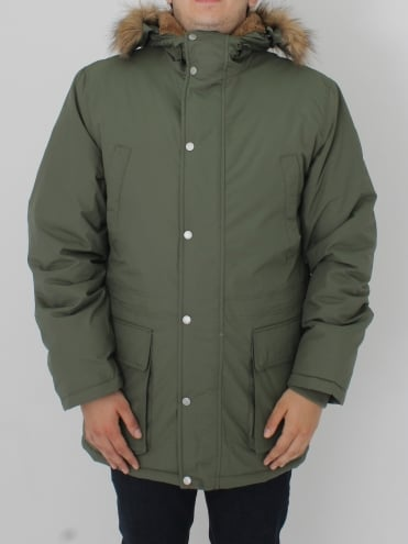 Pembridge Jacket - Military Green