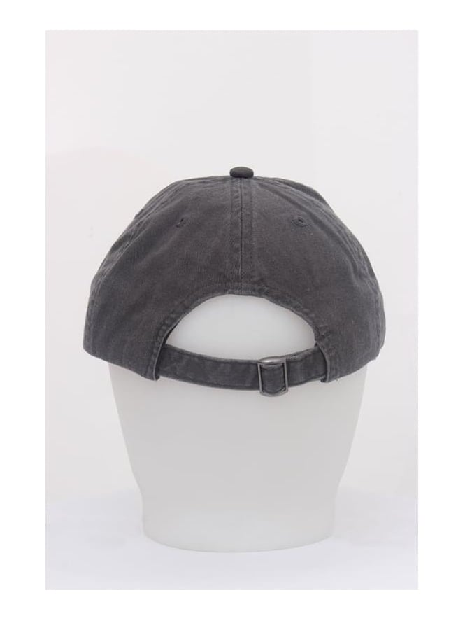 Farah Thorney Twill Baseball Cap in Asphalt - Northern Threads 8ca70d79878