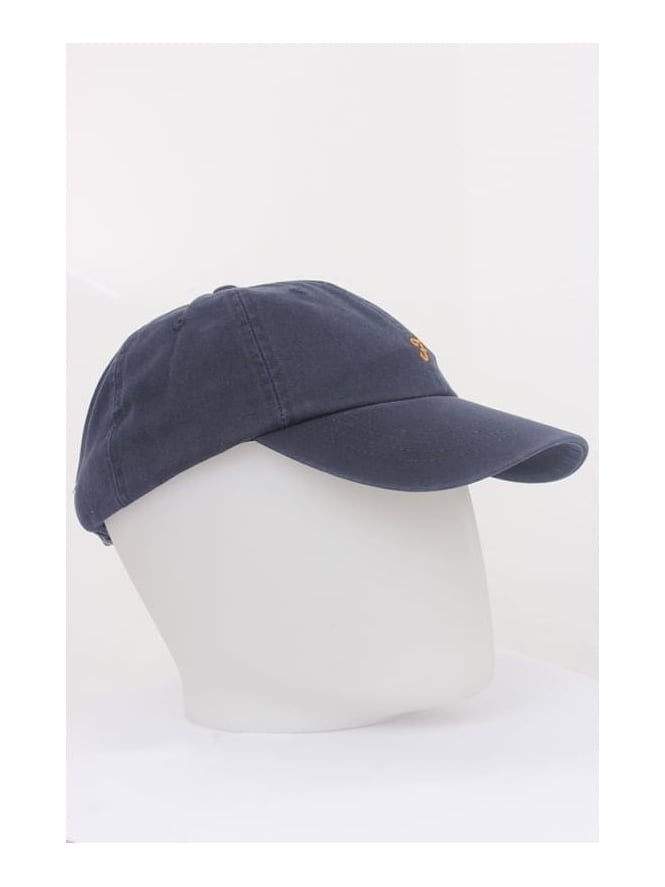 Farah Thorney Twill Baseball Cap in Yale - Northern Threads 0295f3d17ec