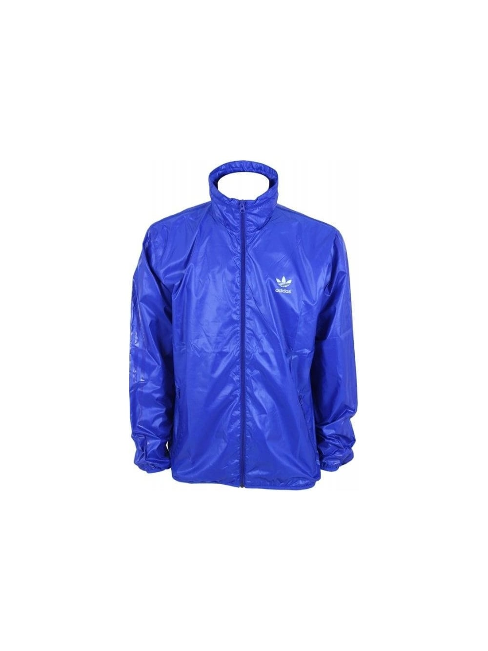 adidas originals fb lite windbreaker in true blue