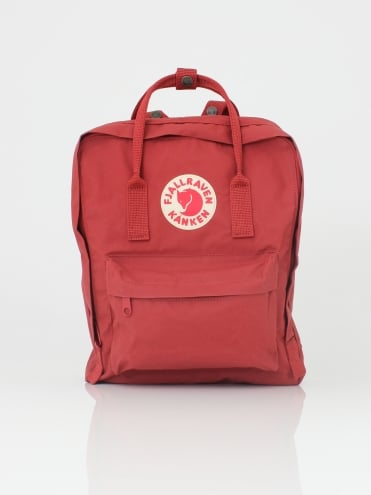 Kanken Bag - Deep Red