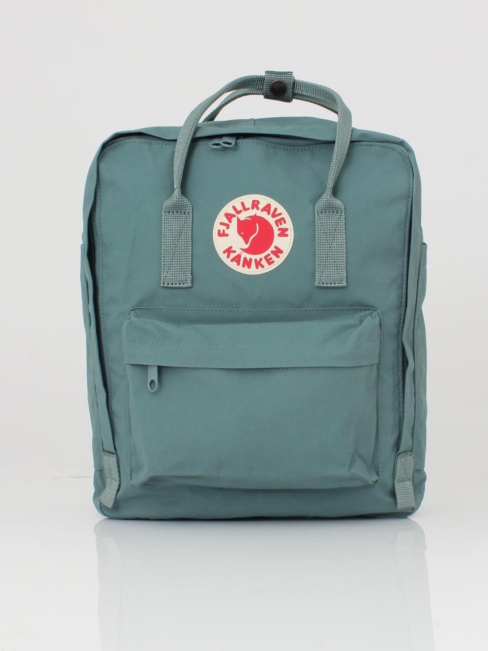 409860190a Fjallraven Kanken Bag in Frost - Northern Threads
