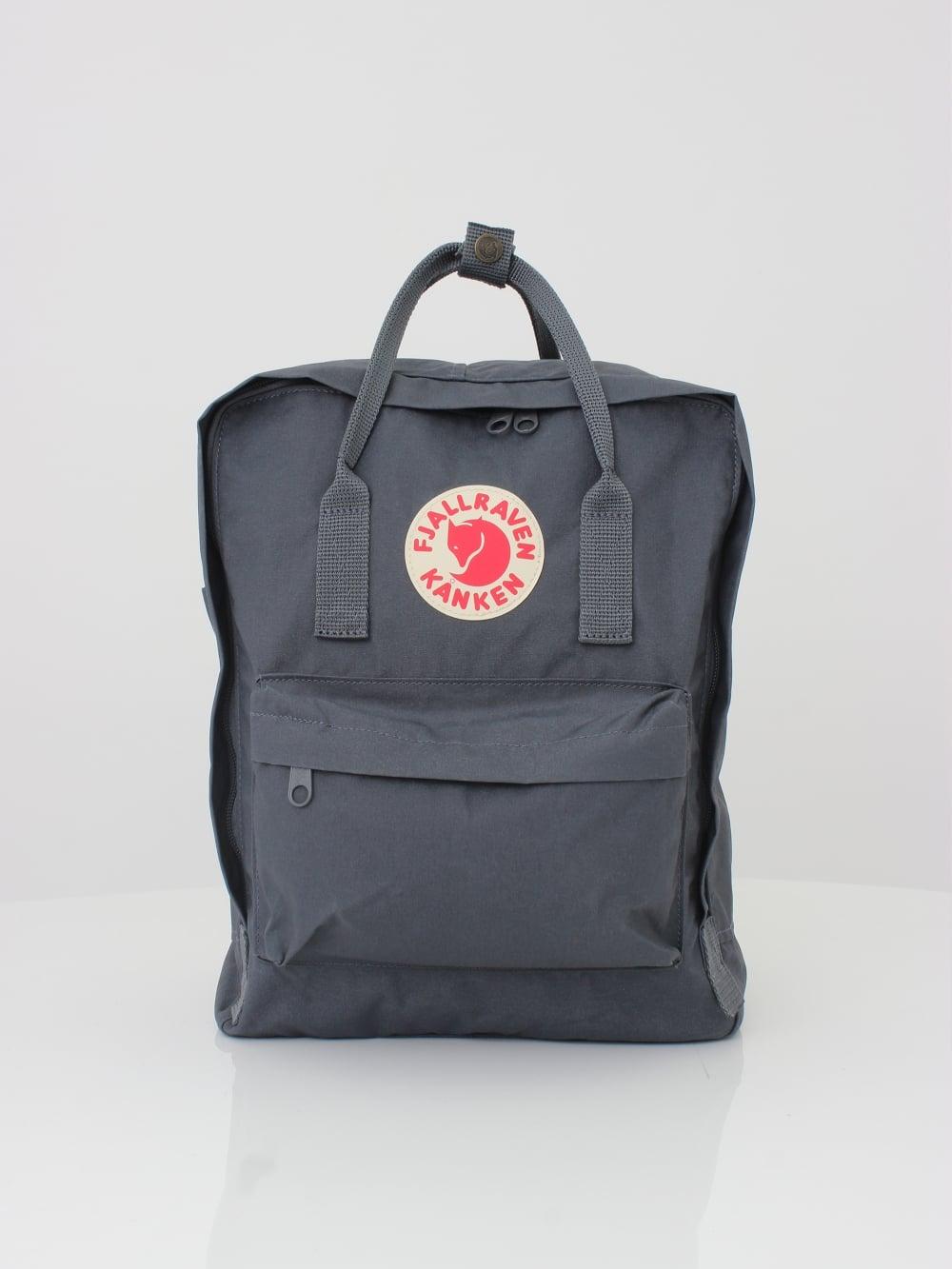 begrenzter Preis bester Ort für gesamte Sammlung Kanken Bag - Graphite