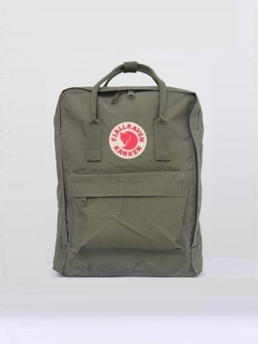 Kanken Bag - Green