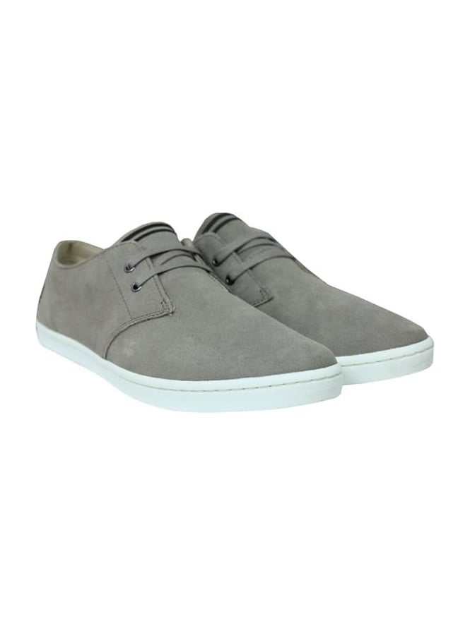 Fred Perry Bryon Low Waxed - Driftwood