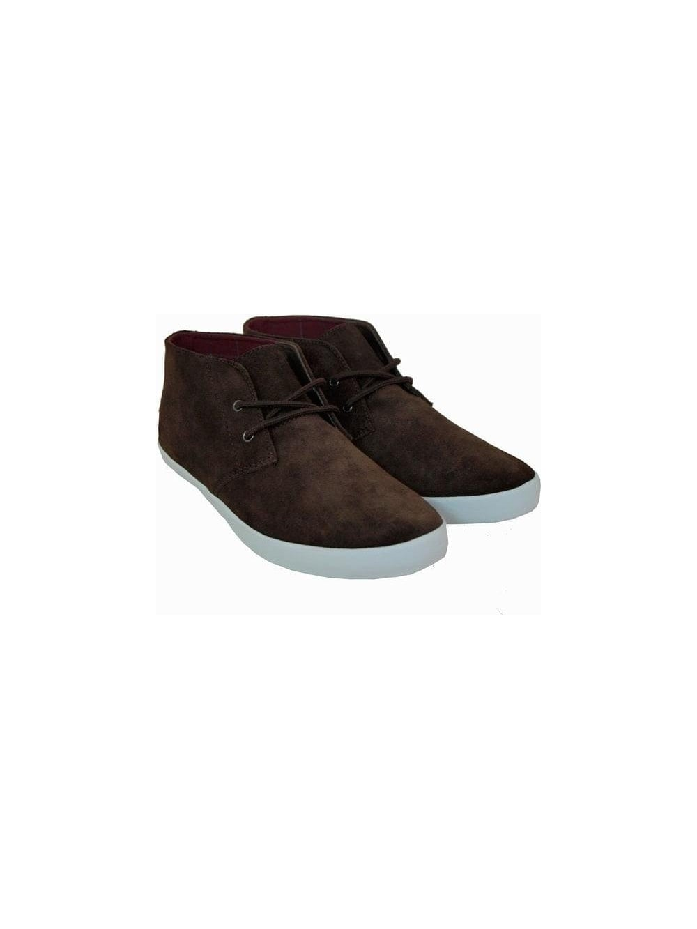 grossiste ddcc6 6fb9d Byron Mid Suede Boots - Chocolate