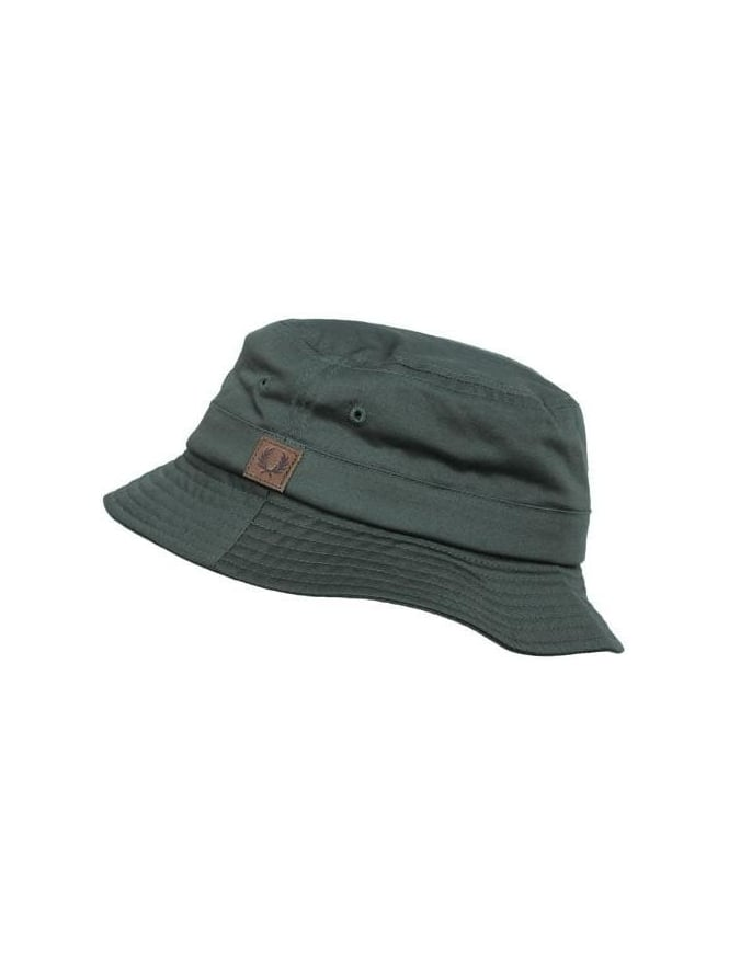 42169fe6cd3 Fred Perry Classic Bucket Hat in Iris Leaf - Northern Threads