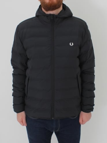 Insulated Brentham Jacket - Black