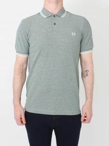 M3600 Twin Tipped Polo - Ivy Oxford