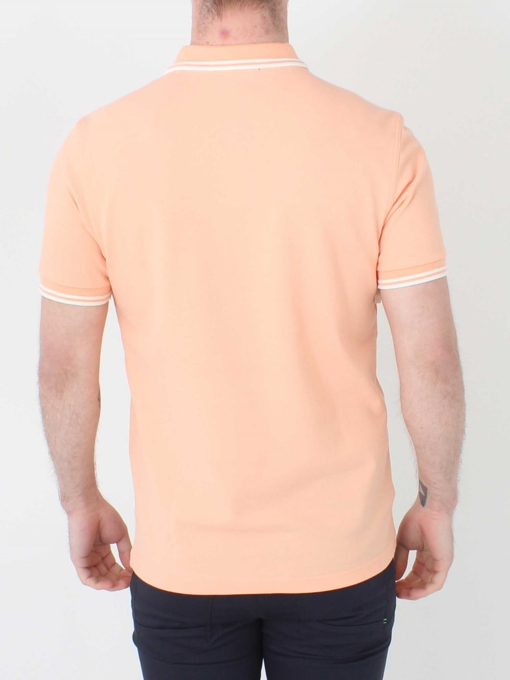 39490545 Fred Perry M3600 Twin Tipped Polo in Nectar   Northern Threads