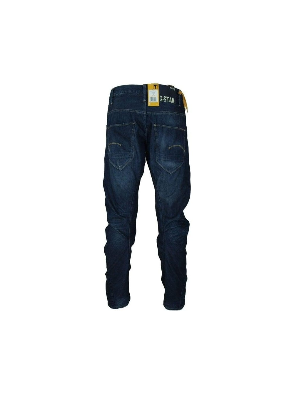 e79e010d1e5 G-Star Arc 3D Loose Tapered Jeans in Dark Aged wash - Buy G-Star at ...