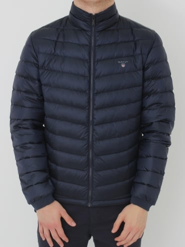 Airlight Down Jacket - Evening Blue