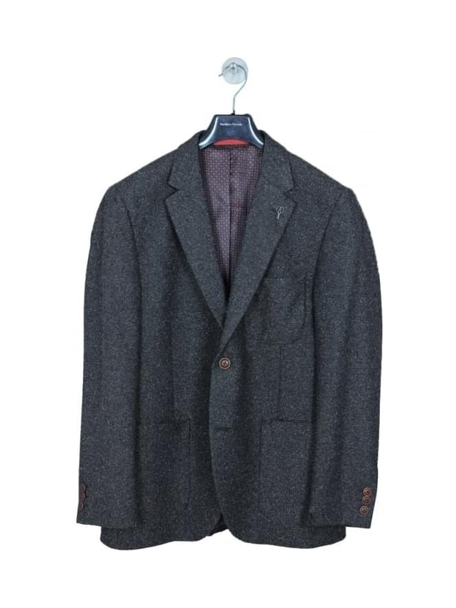 Gibson London Donegal Jacket - Taupe