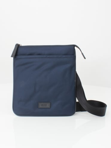 Capital Zip Envelope - Blue