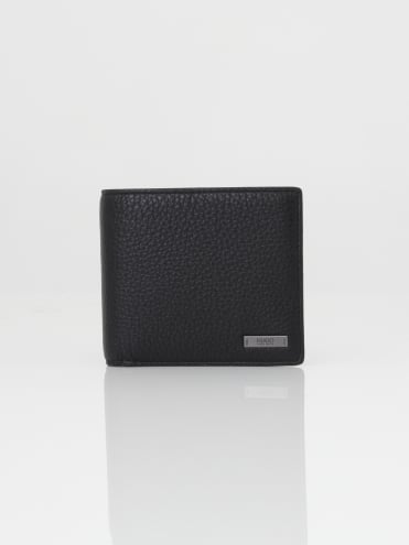 - HUGO Element 4 Coin Wallet - Black