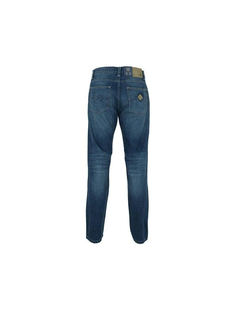 35289ced Henri Lloyd - Henri Lloyd Capstan Classic Fit Jeans - Vintage ...