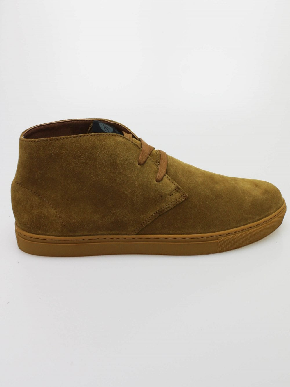 537e1fe72d4 Hudson Bangor Suede Chukka Boot in Camel | Northern Threads