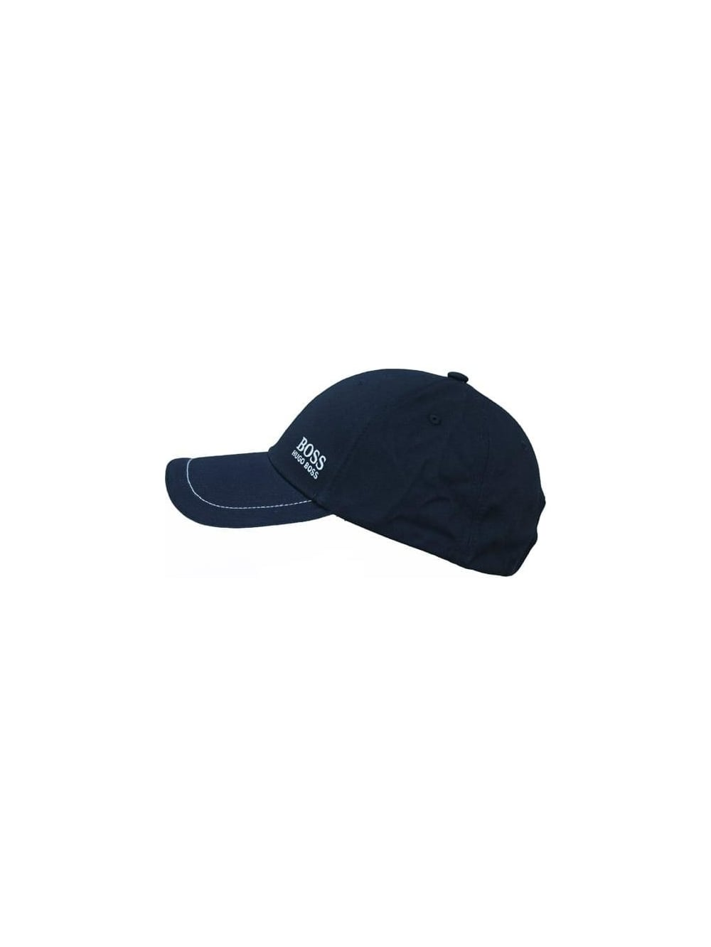 991c374c54368 Hugo Boss Green Cap 1 in Navy - Northern Threads