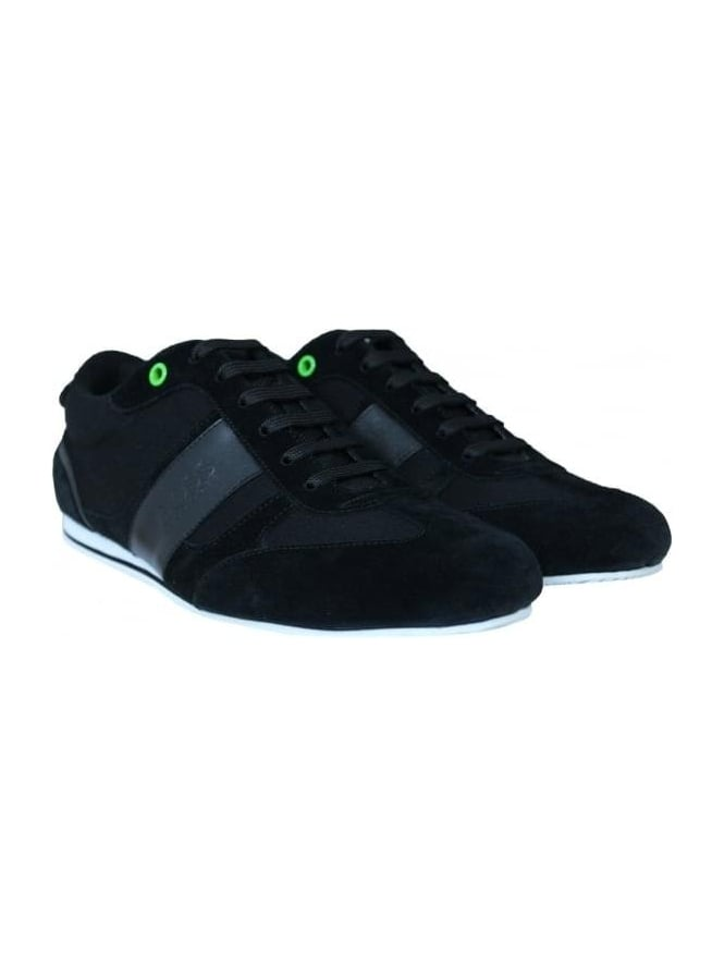 HUGO BOSS - BOSS Green Lighter Lowp Trainer - Black