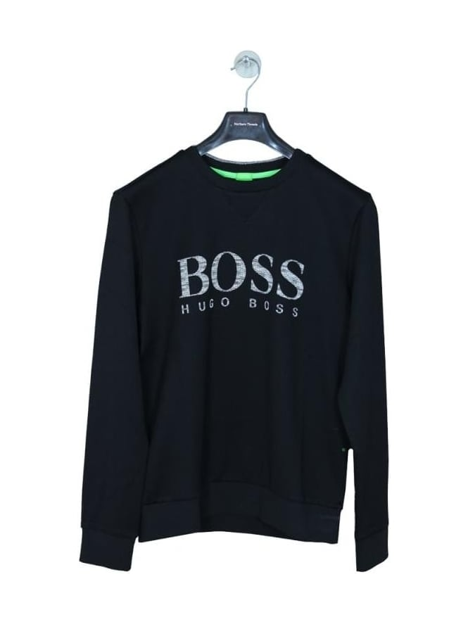 HUGO BOSS - BOSS Green Salbo Sweat - Black