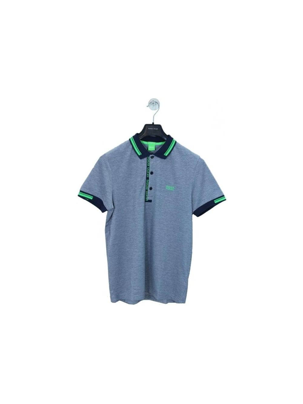 ff46b30ae4837 Hugo Boss Green Paule 4 Polo T Shirt