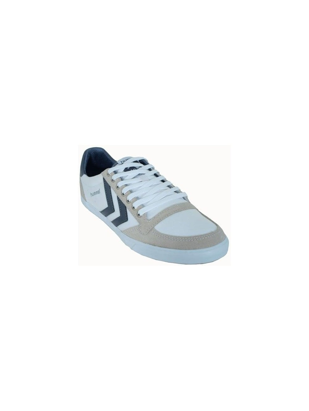 abf27016d6a4 Hummel Slimmer Stadil Canvas Low Top - Hummel   Northern Threads